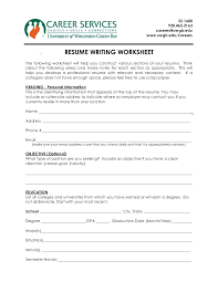 10+ Resume Worksheet Examples In PDF | Examples 6 Best Of Worksheets For College Students High Resume Worksheet School Student Template Examples Free Printable Resume Mplate Highschool Students Netteforda Fill In The Blank Rumes Ndq Perfect To Get A Job Federal Worksheet Mbm Legal Pin By Resumejob On Printable Out Salumguilherme