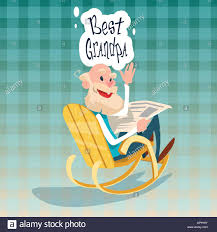 Grandfather Sitting In Rocking Chair Best Grandpa ... Illustration Featuring An Elderly Woman Sitting On A Rocking Vector Of Relaxed Cartoon Couple In Chairs Lady Sitting Rocking Chair Storyweaver Grandfather In Chair Best Grandpa Old Man And Drking Tea Santa With Candy Toy Above Cartoon Table Flat Girl At With Infant Baby Stock Fat Dove Funny Character Hand Drawn Curled Up Blue Dress Beauty Image Result For Old Man 2019 On Royalty Funny Bear Vector Illustration
