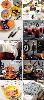 Bubby And Bean ::: Living Creatively: A Fun Kids' Halloween Table ... Vintage Halloween Colcblesdecorations For Sale Pottery Barn Host Your Party In Style Our Festive Dishes Inspiration From The Whimsical Lady At Home Snowbird Salad Plates Click On Link To See Spooky Owl Bottle Stopper Christmas Thanksgiving 2013 For Purr03 8 Ciroa Wiccan Lace Dinner Salad Plates