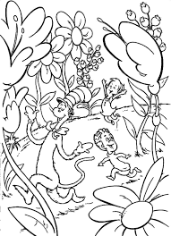 Free Printable Coloring Pages Dr Simply Simple Seuss