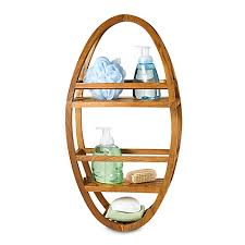 teak shower caddy bed bath beyond