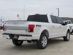 2018 Ford F-150 Platinum 4X4 Truck For Sale In Pauls Valley, OK ... 2018 Ford F150 Prices Incentives Dealers Truecar 2010 White Platinum Trust Auto Used Cars Maryville Tn 17 Awesome Trucks That Look Incredibly Good Ford Page 2 Forum Community Of 2009 17000 Clean Title Rock Sales 2017 Ladder Rack Topperking Super On Black Forgiato Wheels By Exclusive Motoring 4x4 Supercrew Xlt Sport Review Pg Motors Truck Best Image Kusaboshicom That Trade Chrome Mirror Caps For Oxford White 1997 Upcoming 20
