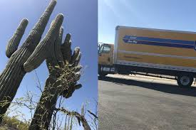 100 One Way Moving Truck Retirement In The Desert