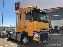 Renault T520 HIG SLEEPER CAB_truck Tractor Units Year Of Mnftr: 2015 ...