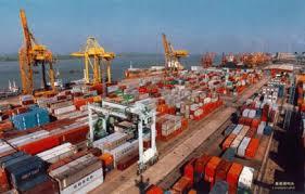 le trafic maritime mondial