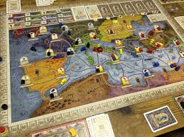 Concordia Is A Roman Themed Game By Mac Gerdts Known For His Rondel Mechanic Games Such As Navegador And Imperium However Doesnt Use The
