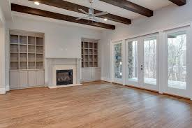 Living Room Cabinets by Living Room Wood Beams Design Ideas