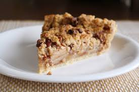 Pumpkin Pie With Pecan Streusel Topping by Apple Pie With Oat Pecan Streusel Ai Made It For Youai Made It