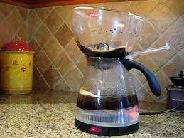 Bodum Santos Vacuum Coffee Maker Demonstration