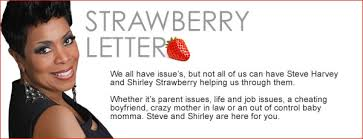 Strawberry Letter w Shirley Strawberry Trapped In a Marriage
