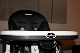 Discover The New Peg Perego Siesta High Chair | Bucket List Publications