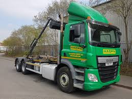 100 Iveco Truck DAF And Truck Servicing For HW Martin Waste Ltd