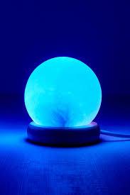 Earthbound Salt Lamp Bulb by Round Mini Usb Powered Salt Lamp Earthbound Trading Co
