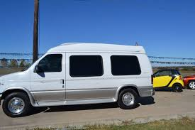 2002 Chevrolet Chevy Van Conversion Regency Protege