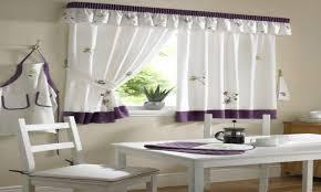 kitchen curtains walmartcom ideas purple gallery bd fafa edad f ed