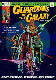 Guardians Of The Galaxy Andrew Swainson