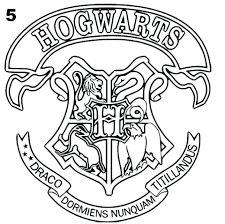 Harry Potter The Official Coloring Book Pdf Pages Printable Colouring Sheets Scholastic Full Size