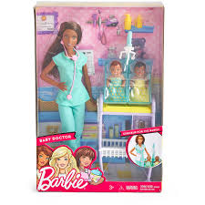 Barbie Kiss And Care Unicorn Doctor BIG W