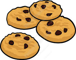 Chocolate Chip Cookies A Plate