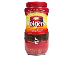 Folgers Instant Coffee 8 Oz Packets Nutrition Facts