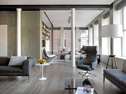 100 New York Loft Design Sophisticated City