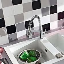 stickers carrelage salle de bain sticker carrelage pour cuisine et salle de bain quatre couleurs