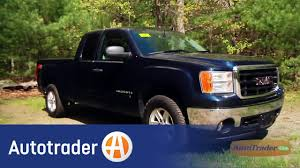 100 1500 Truck 20072010 GMC Sierra Used Car Review AutoTrader