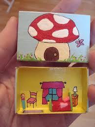 Matchbox Fairy House CraftsMatchbox