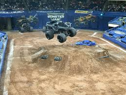 100 Monster Truck Orlando Jam Triple Threat Series At The Amway Center In