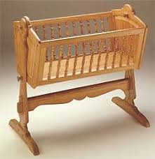 Free Woodworking Plans For Baby Cradle by 40 Best Crib Plans Cradle Plans Images On Pinterest Baby