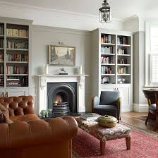 A Charming Edwardian Home In London Alcove IdeasVictorian Living RoomVictorian