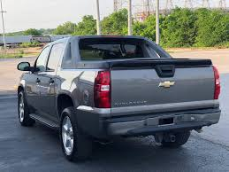 2007 Used Chevrolet Avalanche 2WD Crew Cab 130