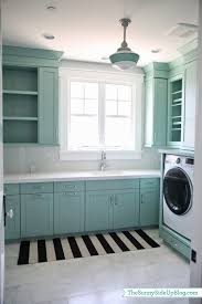 Laundry room rugs The Sunny Side Up Blog