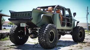 100 Jeep Wrangler Truck Conversion Kit This 180000 Is Peak Pickup