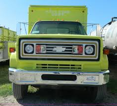 1973 Chevrolet Truck With Beverage Body | Item J5104 | SOLD!...