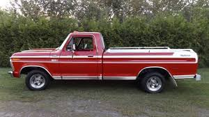 1977 Ford F100 Classics For Sale - Classics On Autotrader Bangshiftcom 1975 Ford F350 1970 F100 4x4 Pickup T15 Kansas City 2011 Fordtruck F150 70ft6149d Desert Valley Auto Parts 1970s Trucks Best Of Mans Friend An Old Truck And His Mondo Macho Specialedition Of The 70s Kbillys Super Custom Protour Youtube F250 Napco Ford Truck Explorer 358 Original Miles Fordificationcom