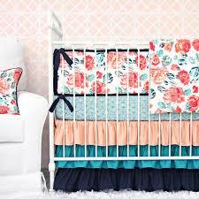 Everly s Garden Ruffle Baby Bedding