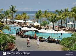 le meridien ile maurice island of mauritius swimming pool five