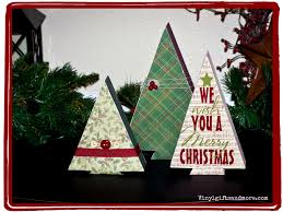 Wood Christmas Tree Crafts