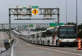 Ahead Of Hurricane Harvey, Houston Metro Lines Up 120 Empty Buses ... Conroe Tx Home Page Peet Junior High Monaco Luxury Metro For Sale 10191 Sleepy Hollow 0 Bed Bath Texas Party Bus First Class Tours Full Service Charter Rental Afc Transportation School Kids In Birthday Card Modern Provisions Funny Cards Decatur Tx Swap Meet Feb 21 2014 Youtube