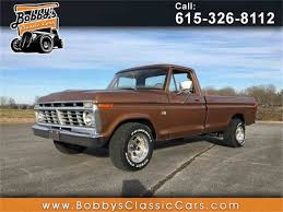 1974 Ford F100 For Sale | ClassicCars.com | CC-1046855 1974 Ford F100 Truck Slvr Youtube F250 Brush Fire Truck Item 7360 Sold July 12 Fseries Pickup History From 31979 Dentside Is Ready To Surf Fordtruckscom View Awesome For Sale Elisabethyoungbruehlcom For Sale Near Las Vegas Nevada 89119 Classics On Classic Cars Sold Affordable Colctibles Trucks Of The 70s Hemmings Daily Questions Can Some Please Tell Me Difference Betwee