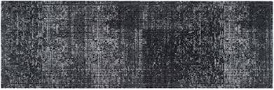 teppich teppiche küchen küche küchenläufer matte küchenteppich läufer teppich antirutschmatte flur waschbarer waschbar rutschfest anthrazit grau