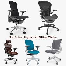Top 5 Best Ergonomic Office Chairs 3D Model Best Ergonomic Chair For Back Pain 123inkca Blog Our 10 Gaming Chairs Of 2019 Reviews By Office Chairs Back Support By Bnaomreen Issuu 7 Most Comfortable Office Update 1 Top Home Uk For The Ultimate Guide And With Lumbar Support Ikea Dont Buy Before Reading This 14 New In Under 100 200 Best Get The Chair