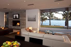 Contemporary Living Room Family