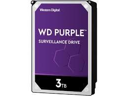 3TB WB Purple 3.5