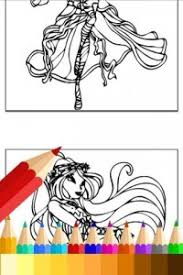 How To Draw WinX Coloring Book 3