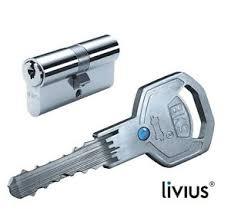 schließzylinder bks livius schließanlage mit 3 schlüssel sicherungskarte