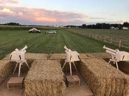 Best Pumpkin Farms In Maryland by Lawyer U0027s Winterbrook Farm A Corn Maze Apple Cannons Pumpkin