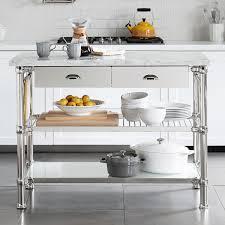 Modular Kitchen Island Polished Nickel Williams Sonoma AU