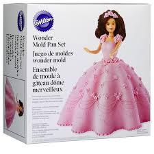 Barbie Fairytale Magic Mermaid Doll Assorted Barbie Fairytopia Doll Cake Topper Set